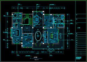 如何用PS制作室内设计彩色平面图