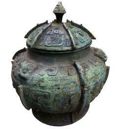 商代青铜器大概价格多少图片