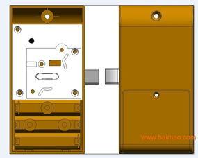 更衣柜的锁怎么撬开