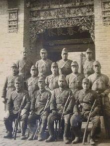 屠城血战 日寇把中国女战俘当作肉盾