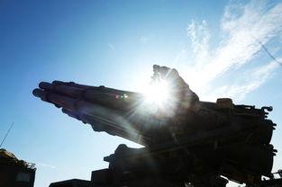 这款300毫米远程火箭炮