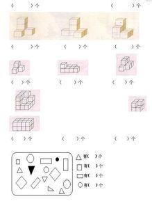 一级关于图形的知识点(谁能帮我整理一下小学数学的与图形有关的知识)