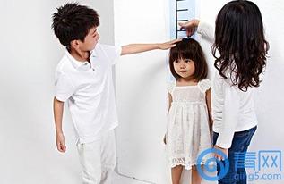 0 18岁男女孩身高体重表 你家孩子是否过矮