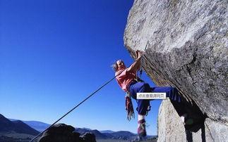 做梦梦见自己攀岩