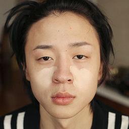 怎么把男的化妆成女的