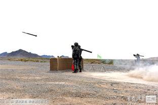 一场立足实战条件下的高炮实弹射击演练拉开帷幕.