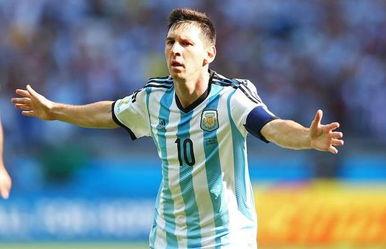 巴西世界杯阿根廷10伊朗提前出线梅西补时世界波绝杀