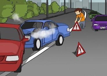 最新交通事故责任划分动图又来了!