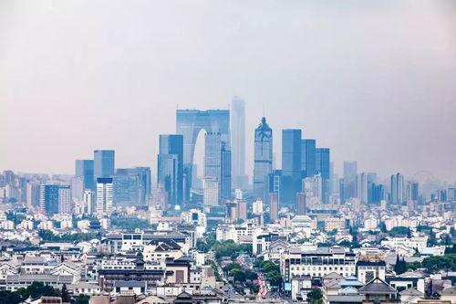 中国最宜居城市苏州的焦虑与从容