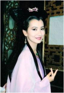 有一种情怀叫90年代的香港女星