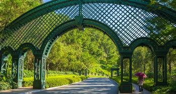 翁山公园 是旅游休闲 好地方