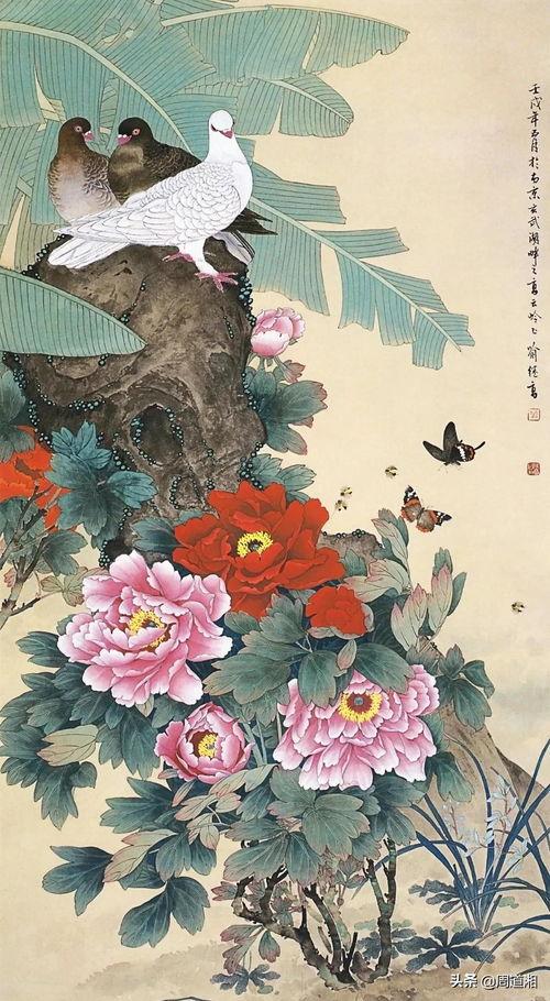 唐朝时关于牡丹的诗句
