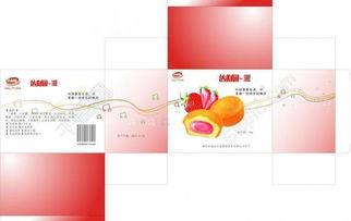 食品包装设计展开图图片模板免费下载 cdr格式 编号16581186 千图网