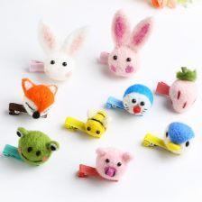 小动物面具手工制作
