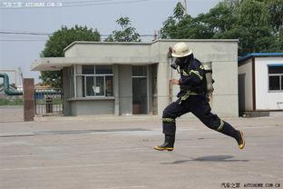 消防比武训练报道稿件