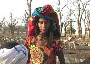 世上绝无仅有的奇风异俗 苏丹女人可 娶妻