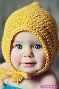 钩针编织出来的几十款女人和儿童帽子款式图片