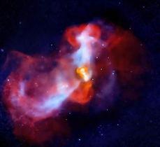 5000万光年外发现迄今最大黑洞 是太阳68亿倍