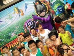 赛尔号3 破7000万 成国产动画第二大品牌