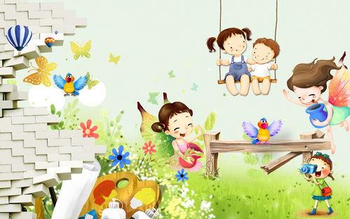 儿童看动画的功能有哪些内容