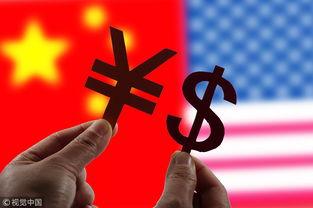 中美贸易战谈判最新进展2019新华时评中美贸易揭穿美方吃亏论财经评论