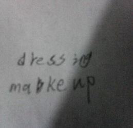 化妆的妆甲骨文怎么写