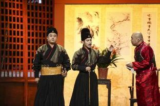 文松与宋晓峰携手带来《阴阳双捕》