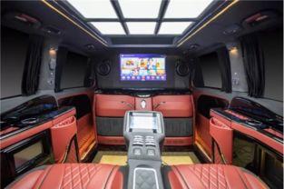 2018款 奔驰威霆2.0T 加长版图片 配置 天津金城盛世电话 18526461555