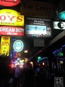 游走道德边缘的泰国夜生活 Gogo Boy Bar我见我思