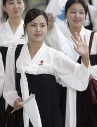 朝鲜 第一夫人 李雪主被曝婚前特训半年