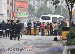 上海男子持刀行凶案告破 遭劫女童不治身亡