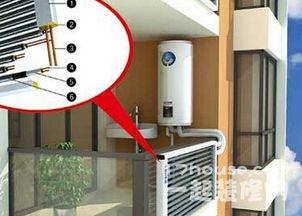 壁挂式太阳能热水器(壁挂式太阳能热水器怎)