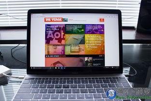 12寸MacBook运行Win10快过原装OS X操作系统