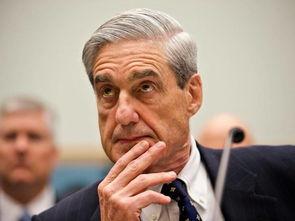 """(负责调查""""通俄门""""的特别检察官罗伯特·米勒。"""