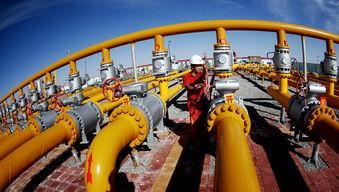 资料图片:中国东海油气田
