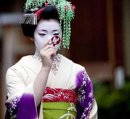 探秘日本鲜为人知的艺伎培训学校(组图)