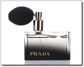 高端时尚的香水唯美图片