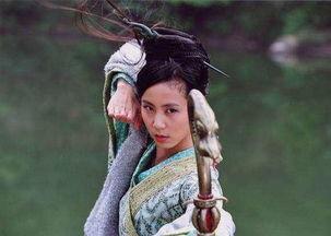 哪些施展法力的姿势最美 赵丽颖 杨幂 刘亦菲,刘诗诗哪个最美