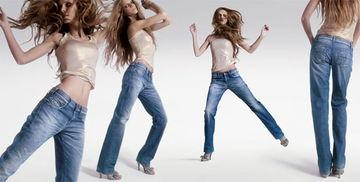 性感牛仔裤的时代