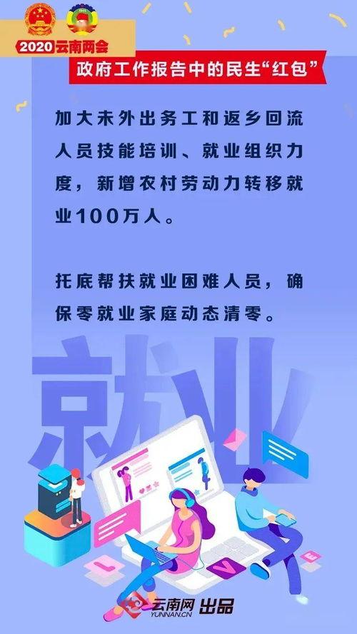 与你有关云南省政府工作报告送出一大波民生红包