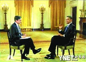 美国电视台直播奥巴马总统打苍蝇