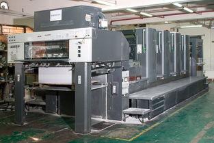 印刷机组装工程特征
