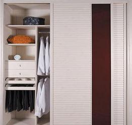 定制衣柜材质分类