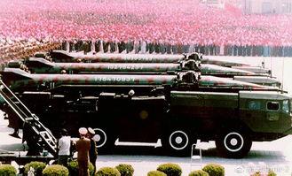 朝鲜自行制造的飞毛腿导弹