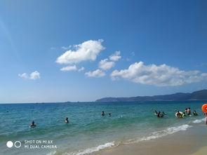自由行去哪里看海