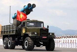 越南购20套以色列精确制导火箭炮防卫南沙岛礁