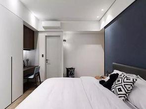 卧室床前衣柜电视柜