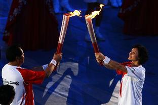 2008年北京奥运会开幕式精美图片