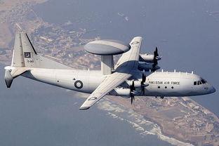 巴基斯坦空军装备的zdk-03预警机
