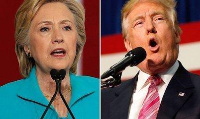 美国大选什么时候结束公布结果美国大选希拉里特朗普后援团曝光